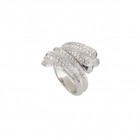 White Gold Diamond Ring 2.44ct G/VS